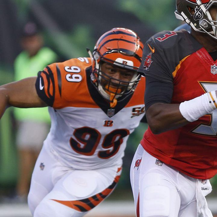 Locked on Bengals - 9/4/17 One-on-one with Jordan Willis and concerns without Burfict