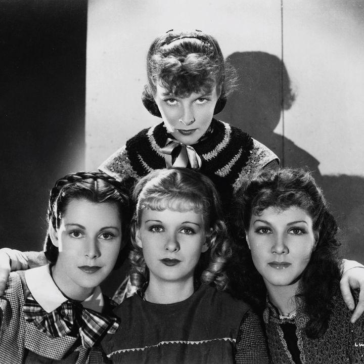 Season 4:  Episode 180 - CLASSIC NOVELS:  Little Women  / Little Women 1933
