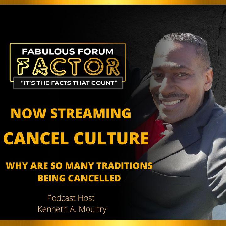 Cancel Culture  (April 29, 2021)