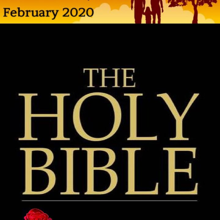 Bible Study The Uplifting Word - February 2020