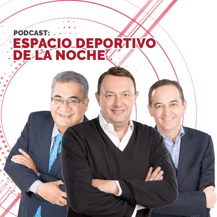 Convocados a Selección, Jornada 7 Ligamx y más en Espacio Deportivo de la Noche 27 de Agosto 2019