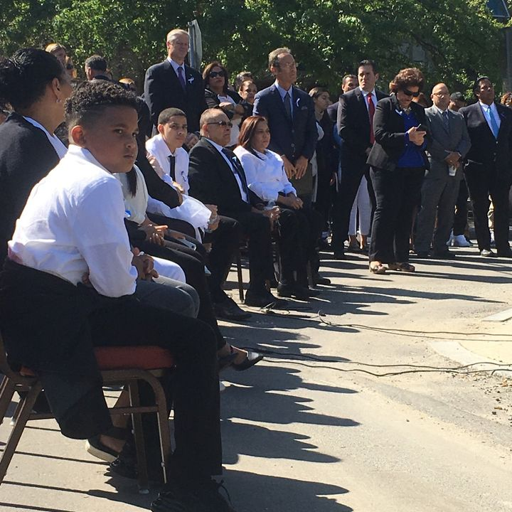 Lawrence Names Square After Teen Killed In Gas Explosions