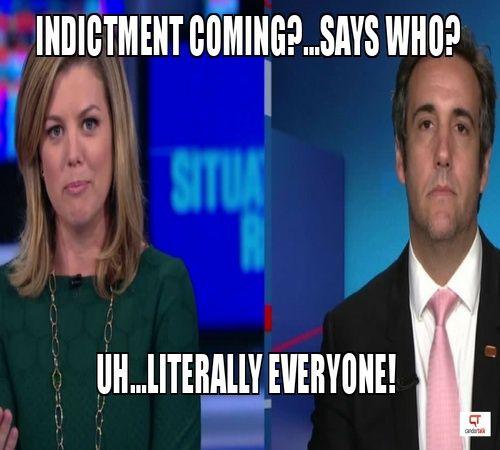 Cohen will eventually flip on trump
