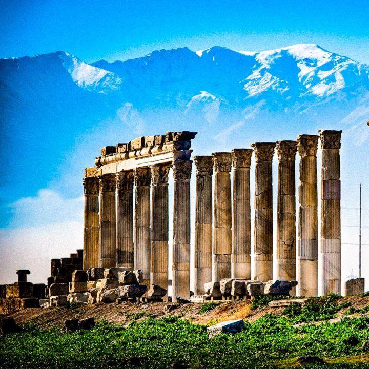 Da Laodicea a Denizli, dall'Anatolia greco-romana a quella turca