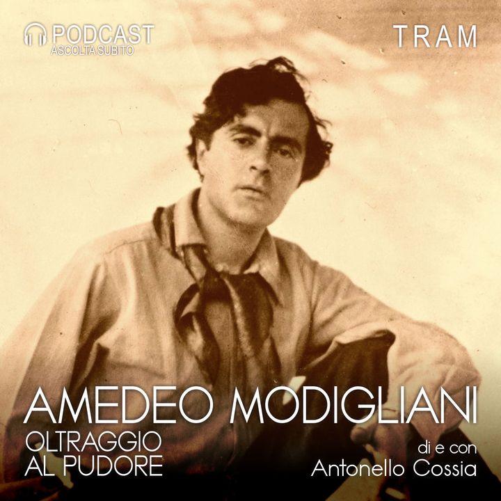 Amedeo Modigliani. Oltraggio al pudore