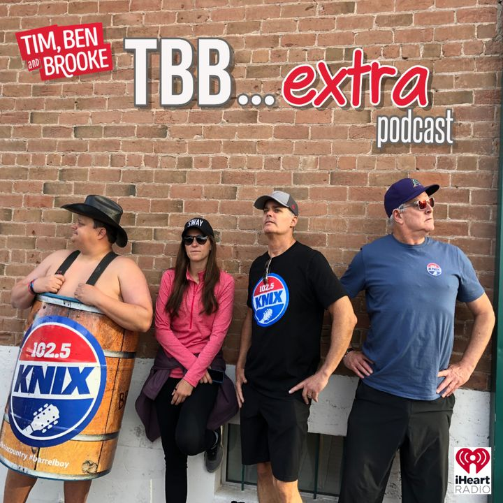 Dumbest Songs of All Time TBB Extra Podcast 8-18-21