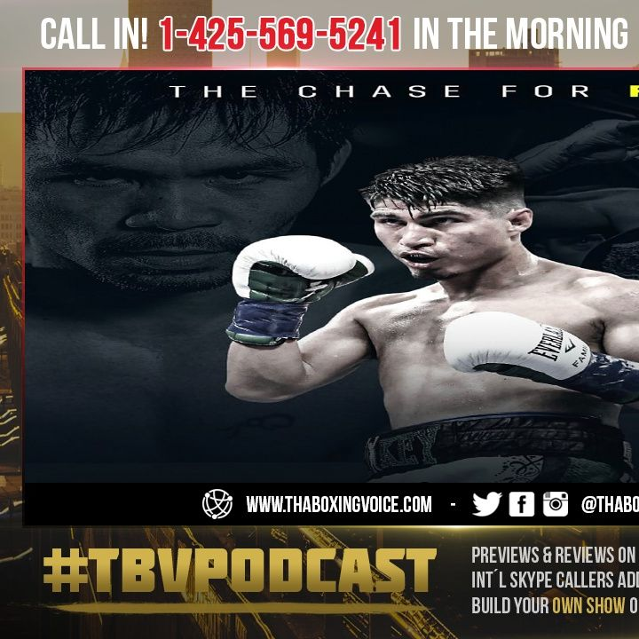 ☎️Manny Pacquiao vs Mikey Garcia❓DAZN's Mega Fight July 11 in🇸🇦Saudi Arabia😱Do You Want It❓