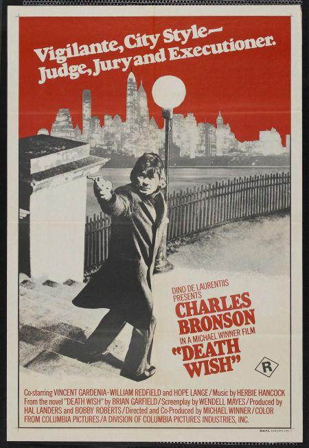 On Trial: Death Wish (1974)