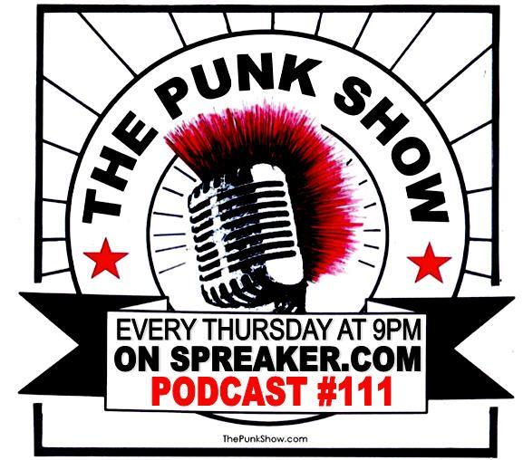 The Punk Show #111 - 05/06/2021