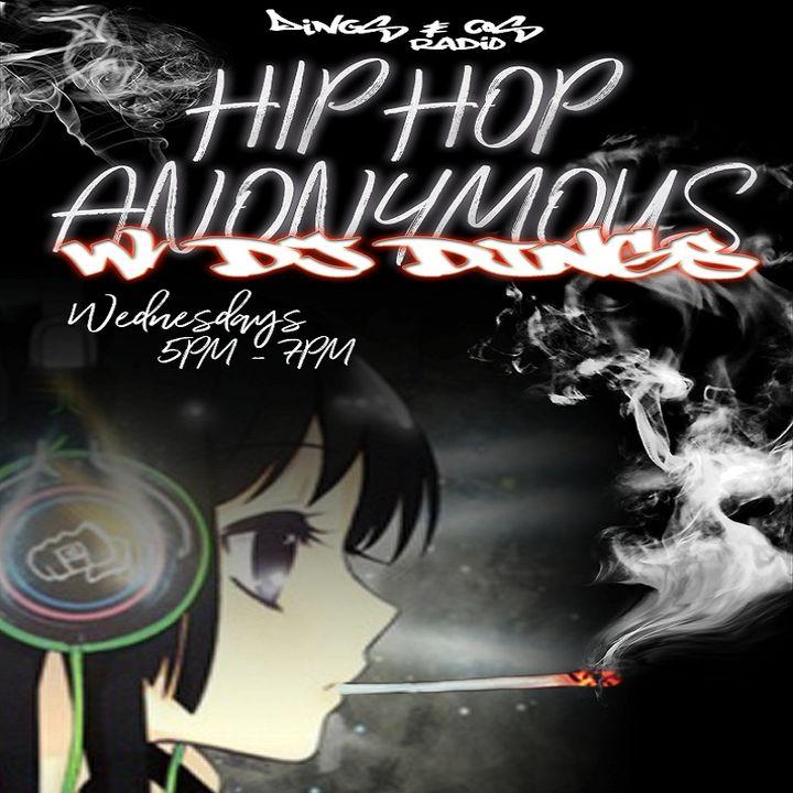 Hip Hop Anonymous Vol.5 Dj Dings Live In Da Mix Spinnin' Everything Hip Hop! (5-2-18)