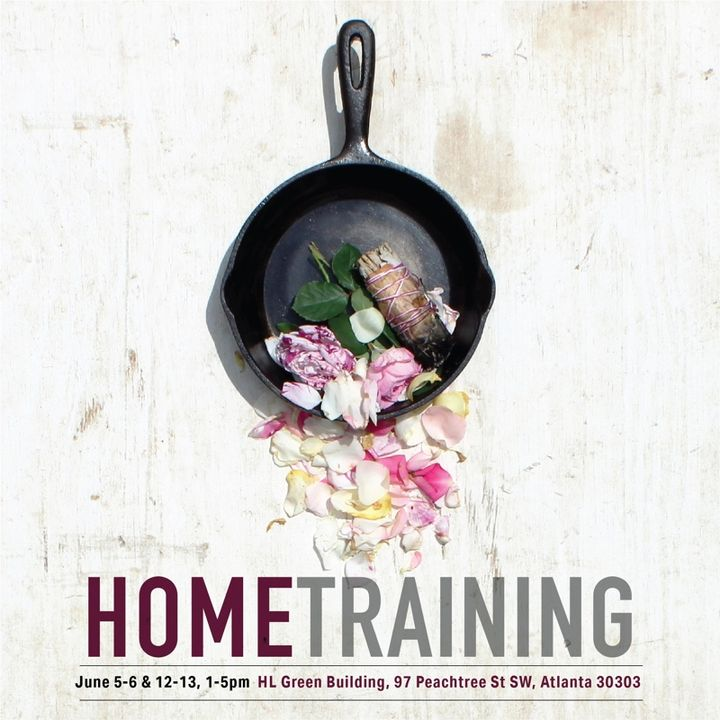 Experiential Gallery Show in South Downtown: HomeTraining