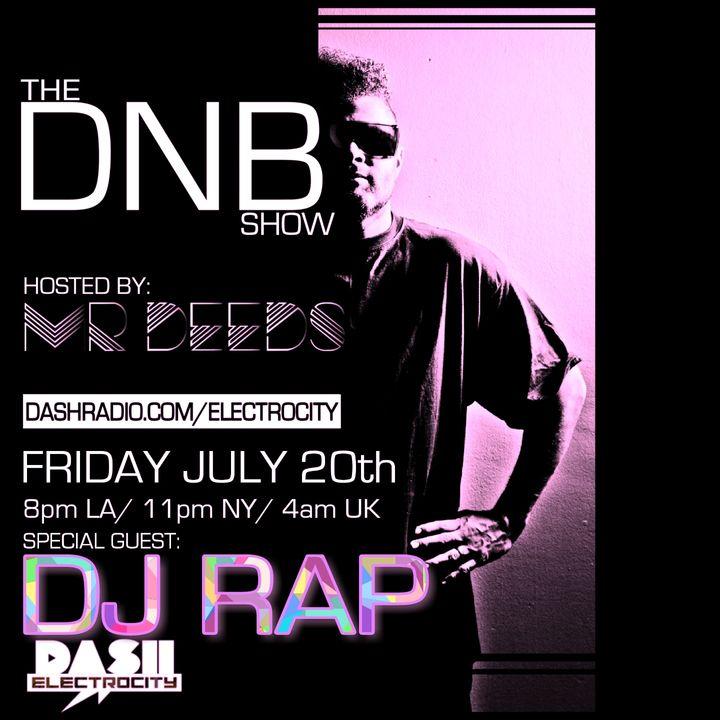the DNB show S02E06 (special guest DJ Rap)