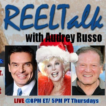 REELTalk: Award-winning Actress Ruta Lee, actor and author Hank Garrett and author, actor and co-founder of Conflix Antonio Sabato Jr.