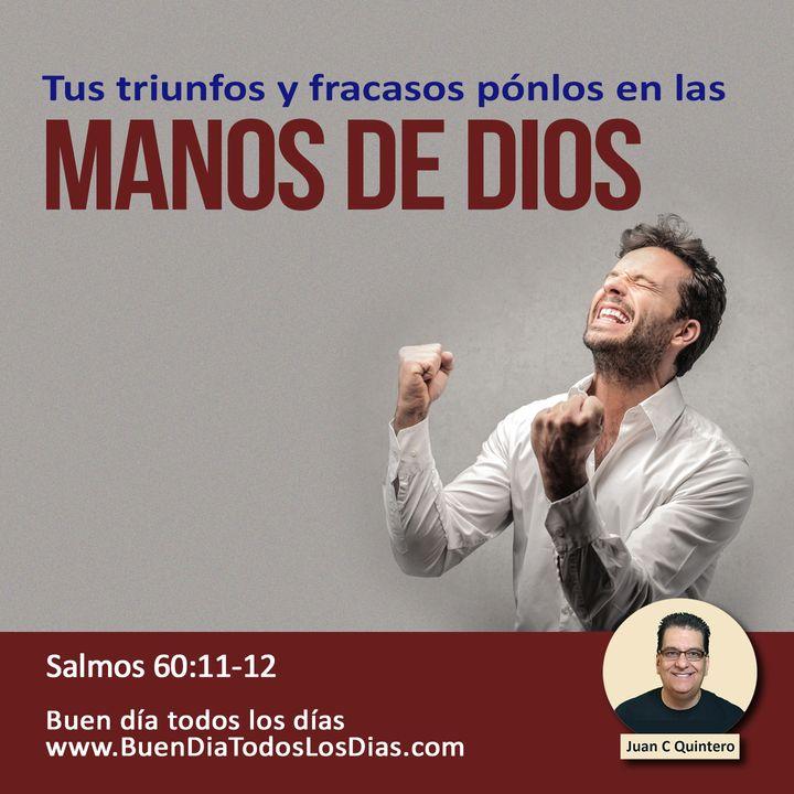 Con Dios en triunfos y derrotas