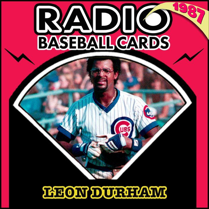 Leon Durham Believes in Baseball Superstitions