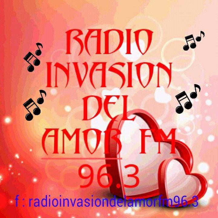 Radio Invasion Del Amor Fm 96.3
