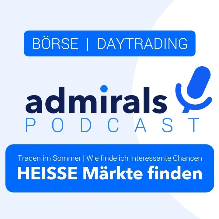 Heisse Märkte 🔵 Trading und Börse im Sommer 🔵 Tipps und Tricks