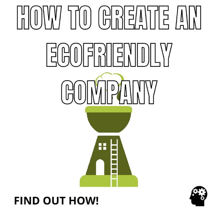 How to found a sustainable company?