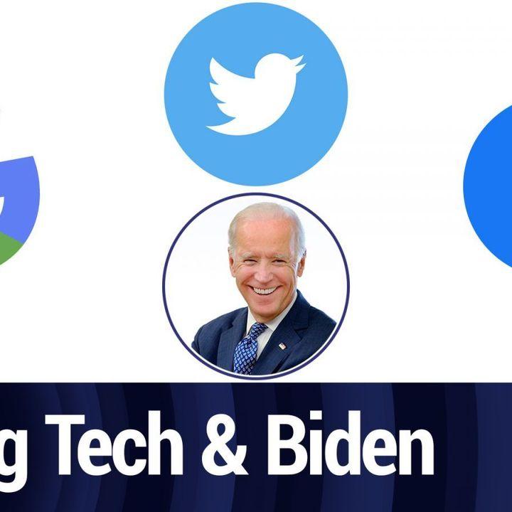 Big Tech & Joe Biden   TWiT Bits