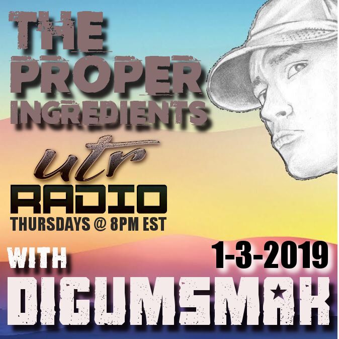 The Proper Ingredients .. by digumsmak .. 1-3-2019