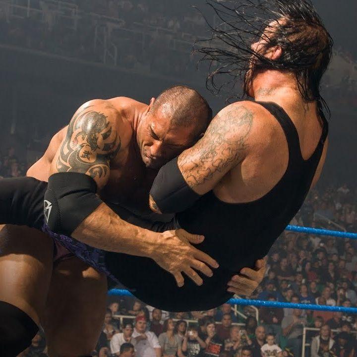 WWE Rivalries: Undertaker vs Batista