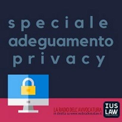 SPECIALE ADEGUAMENTO PRIVACY    Certificazioni e Norme ISO: profili deontologici - Venerdì 09 Febbraio 2018