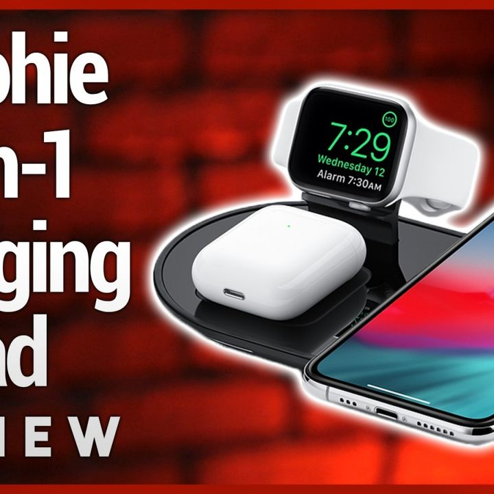 Hands-On Tech: mophie 3-in-1 Wireless Charging Pad Review