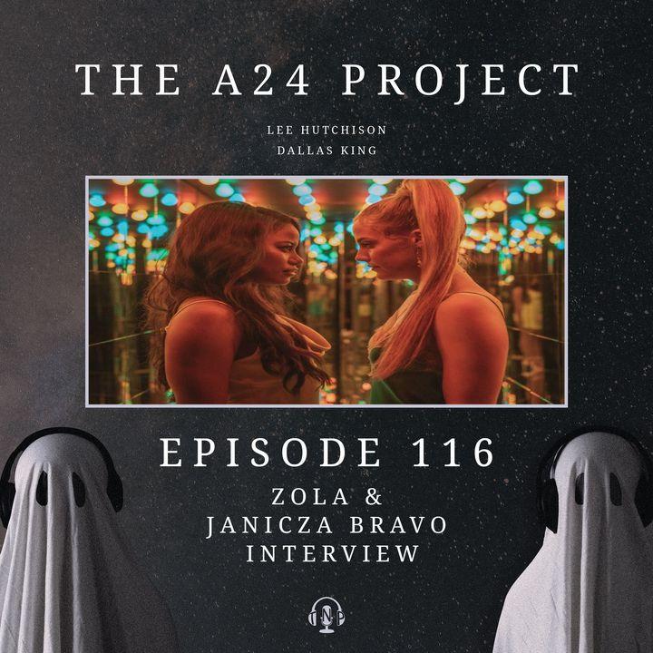 116 - Zola & Janicza Bravo Interview