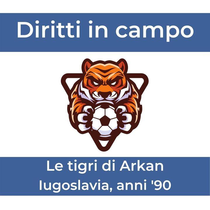 Le Tigri di Arkan, Iugoslavia anni '90