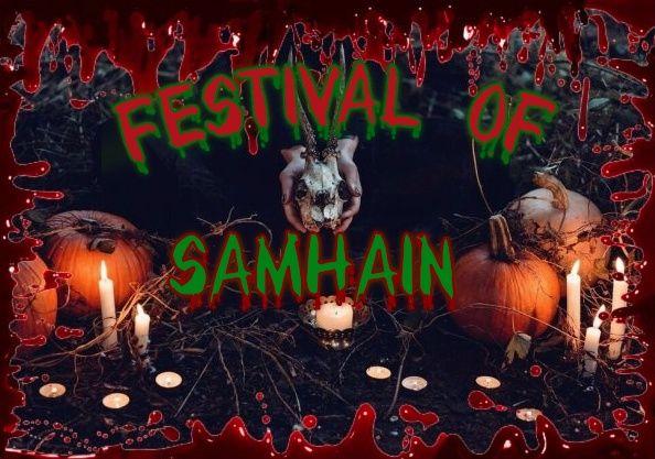 Festival of Samhain: 61 Days of Halloween Week 3