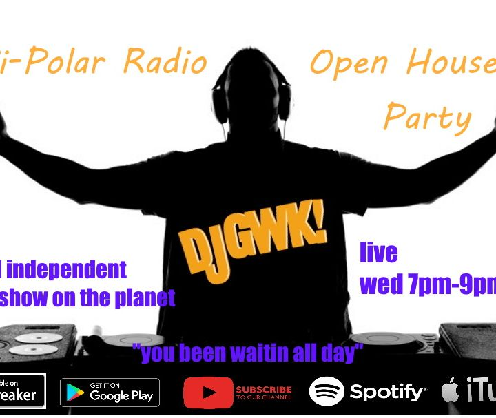 Bipolar Radio Open House Party Jan 27 2021
