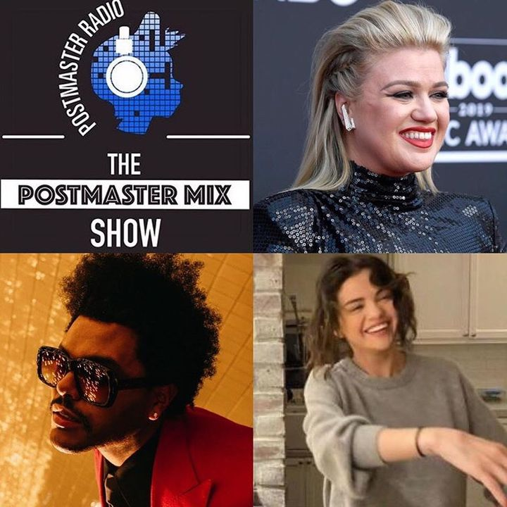 The Postmaster Mix presents: Selena Gomez's cooking show, music from The Weeknd, and more!