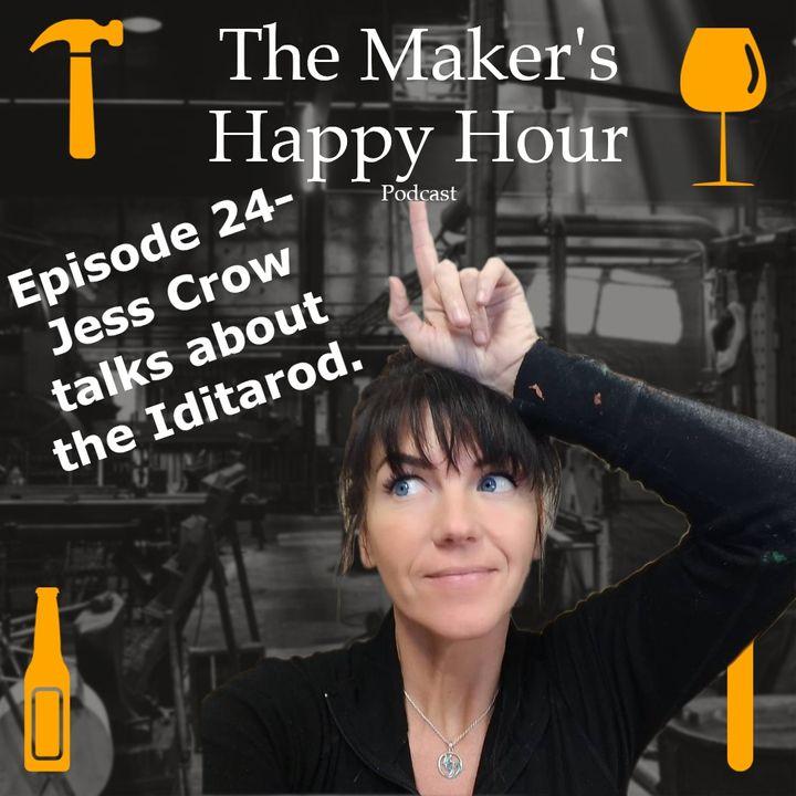 Episode 24- Jess Crow talks about the Iditarod