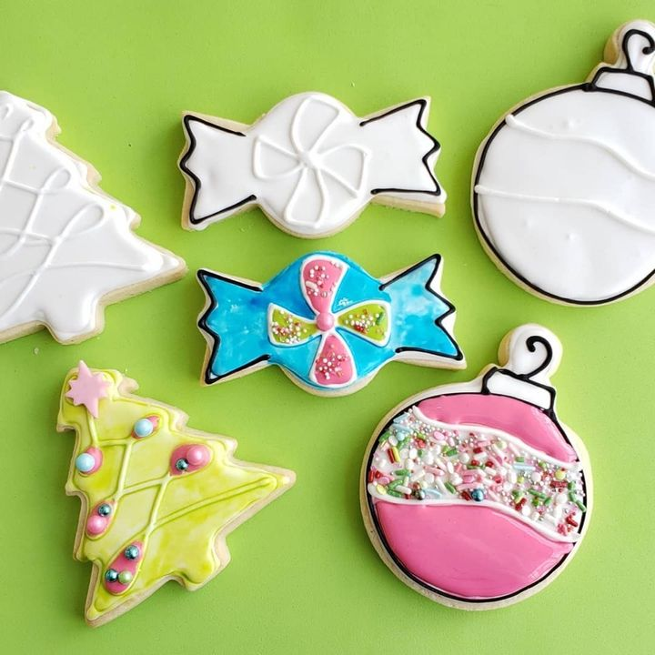 Color My Cookie This Holiday