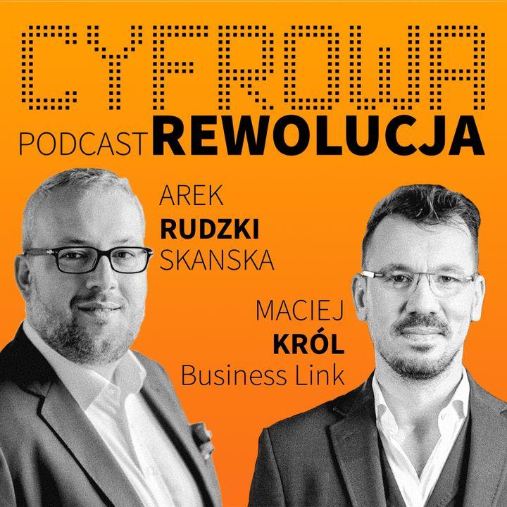 Workplace Flexibility Vademecum czyli o co chodzi z hybrydą - Arek Rudzki SKANSKA i Maciej Król BUSINESS LINK