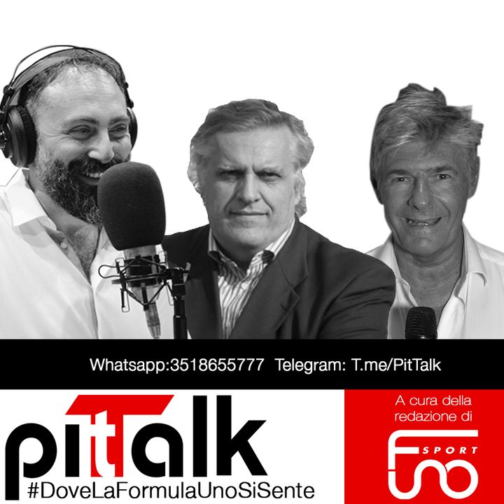 Pit Talk - F1 - Sempre Verstappen Hamilton e lotta McLaren Ferrari