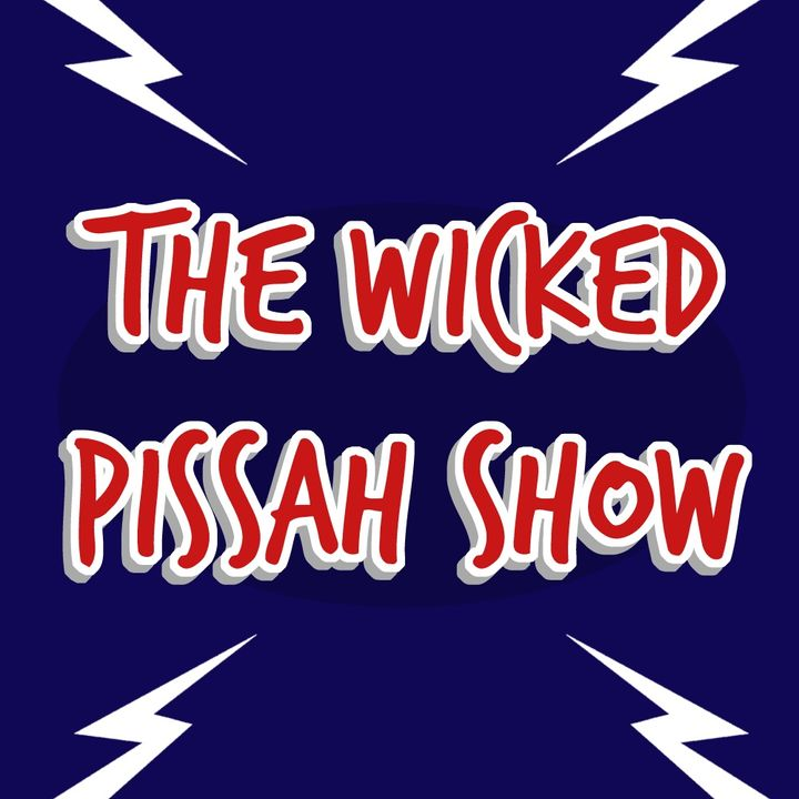 Show 161, got yer drankan shoes on?