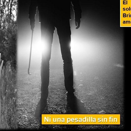 #LosNiñosSeRespetan - Pesadilla