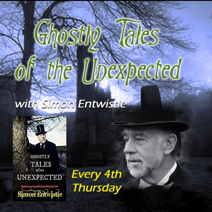 Ghostly Tales of the Unexplained - April 2021