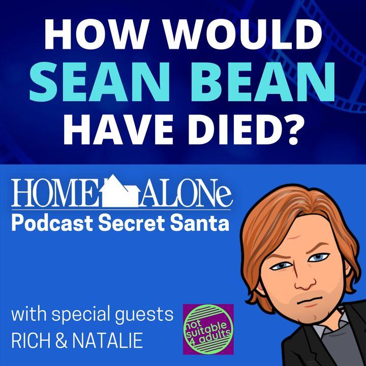 Podcast Secret Santa - Home Alone (1990) - HWSBHD