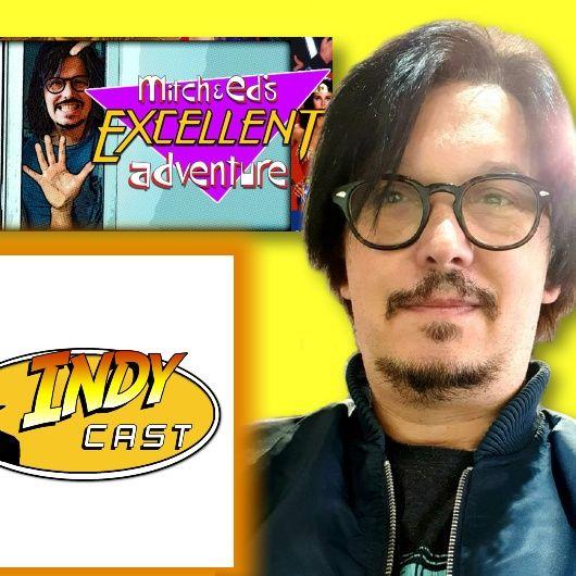 #394: IndyCast host Ed Dolista helps me kick off Podcast Appreciation Week!
