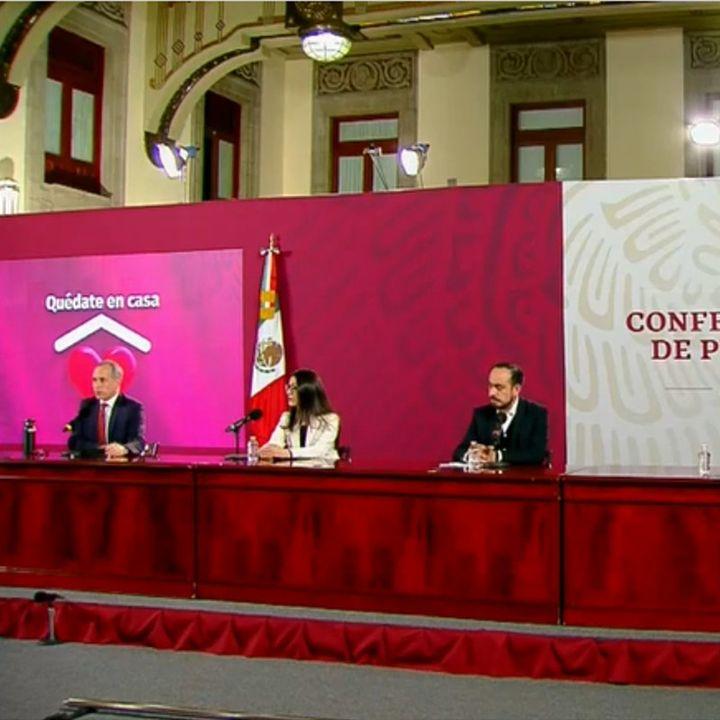México suma más de 650 mil casos de Covid-19
