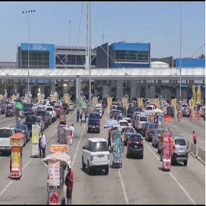 México y EU cierran frontera para viajes no esenciales
