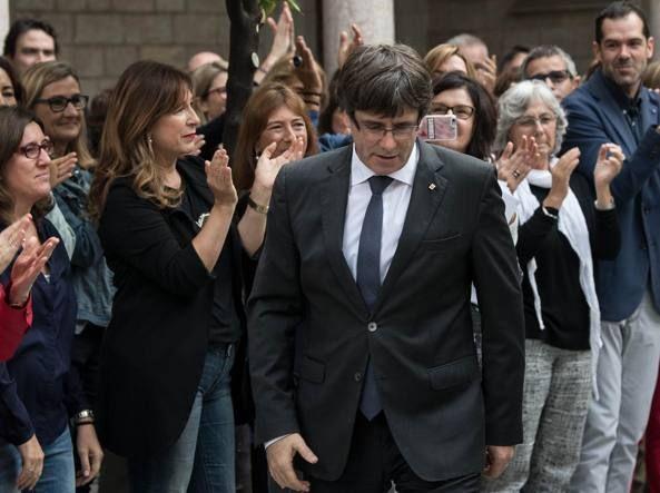 Cosa sarà della Catalogna? - Intervista a Stefano Bertolino