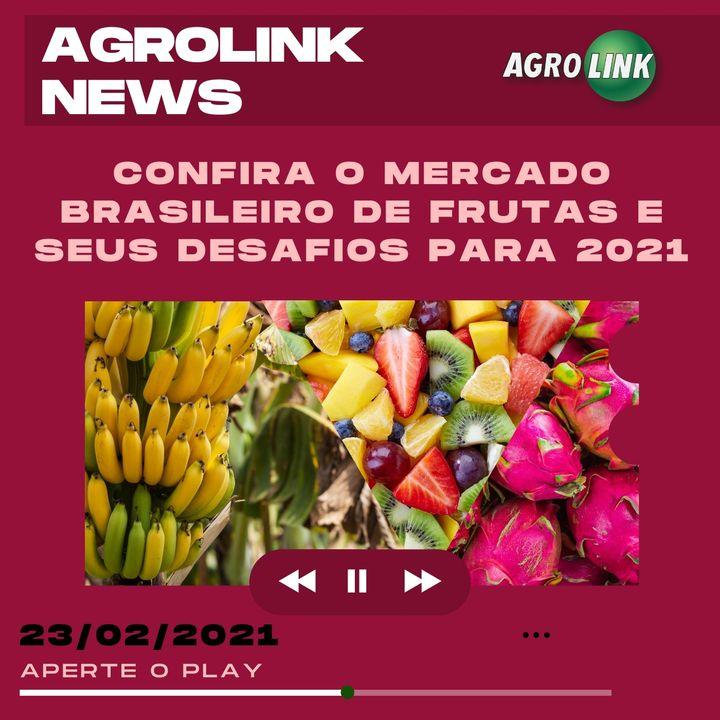 Agrolink News - Destaques do dia 23 de fevereiro