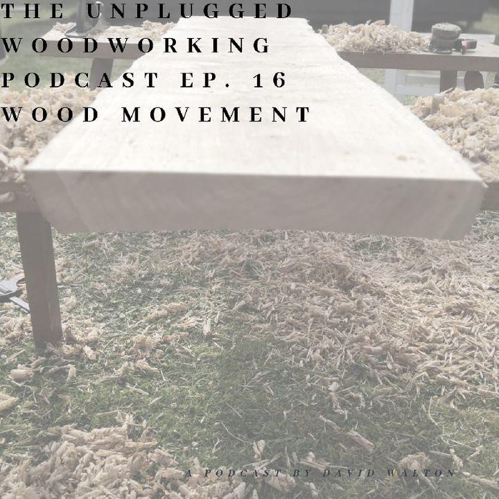 #16. Wood Movement