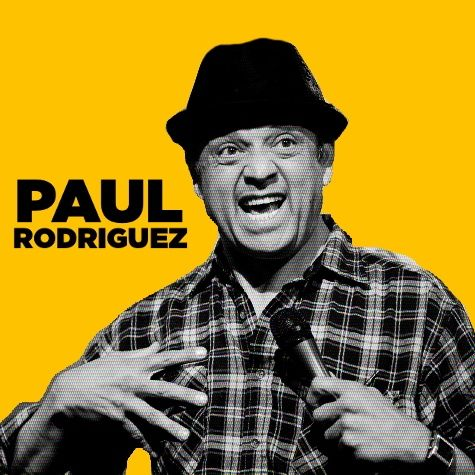Paul Rodriguez: the comedy legend explodes about Julian Assange and the state of comedy