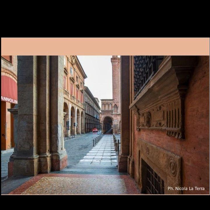 Episodio 1 - I portici di Bologna: un'interessante traccia storica di modello sostenibile per una futura generazione urbana