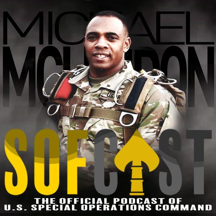 11. COL Michael McLendon - Green Beret leader and mentor