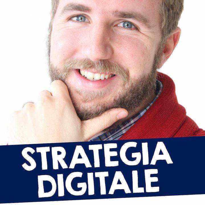Il Giro del Mondo a Piedi e il Risveglio Digitale - con Mattia Miraglio